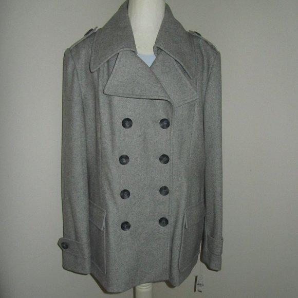 Women's NWT Coat/New York & Co. Size XL-$129.95
